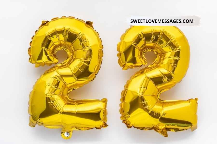 Happy 22nd Birthday Son Wishes
