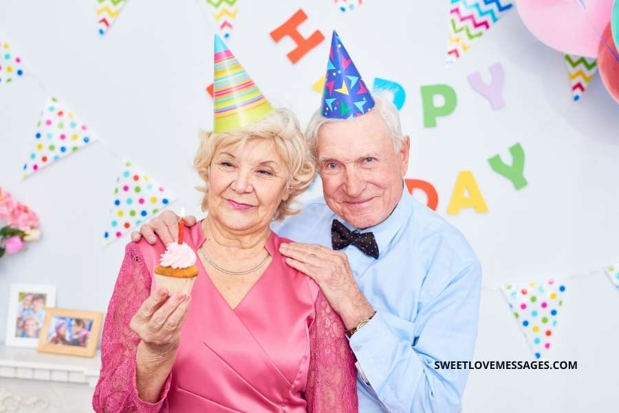65th Birthday Wishes for Wife
