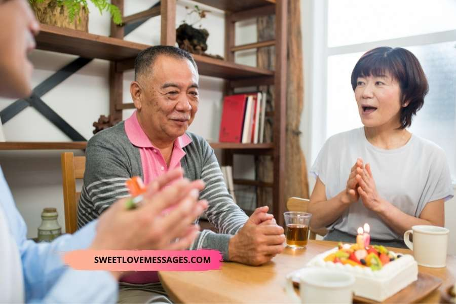 76th Birthday Wishes for Husband