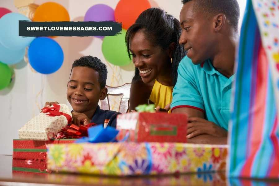Happy Birthday Letters to Son from Mom or Dad