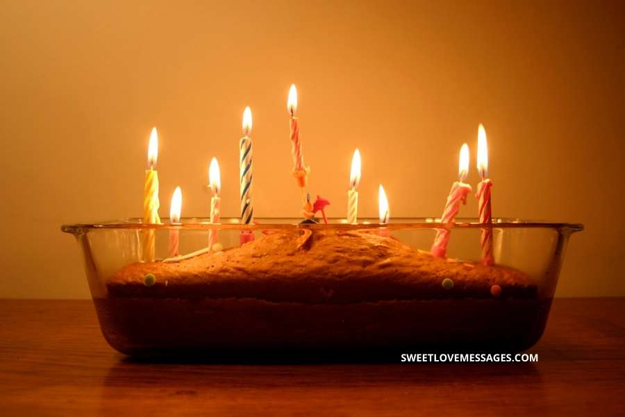 Birthday wishes for deceased son