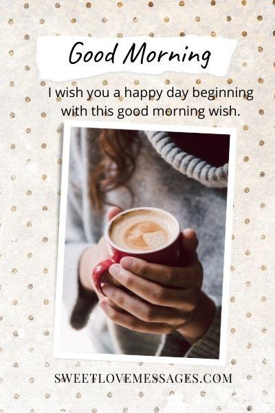 Good Morning Cousin