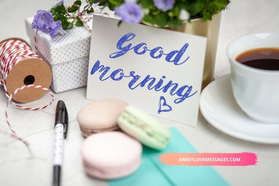 Good Morning Letters to Your Crush
