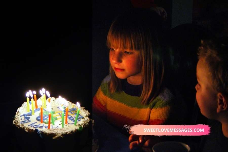 Happy 11th Birthday Wishes for Daughter