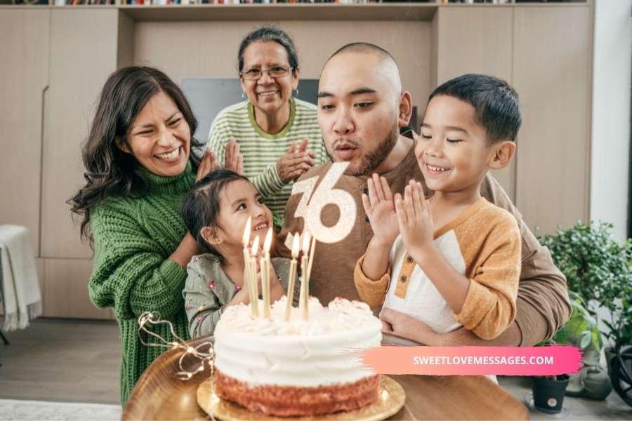 Happy 36th Birthday Son