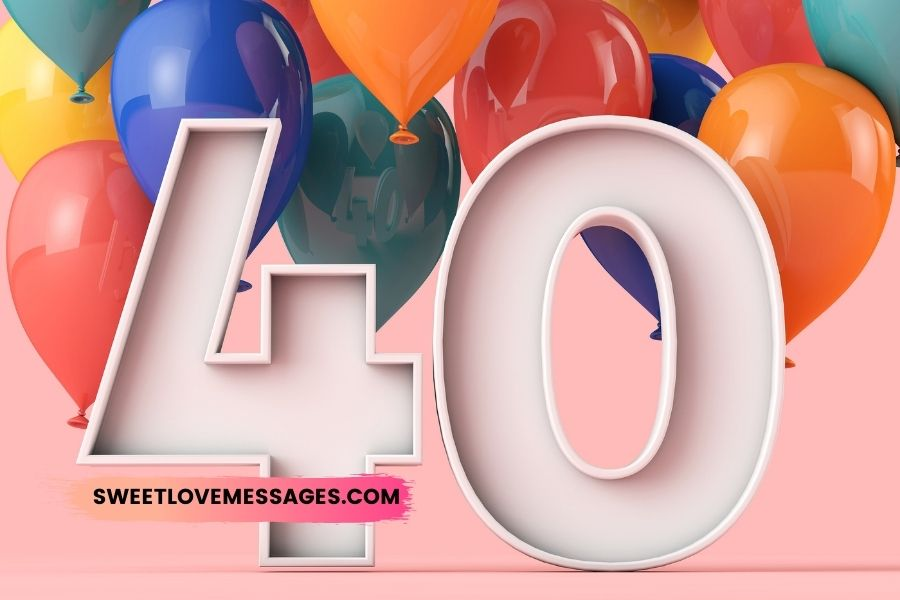 Happy 40th Birthday Sister in Law Wishes Messages and Quotes