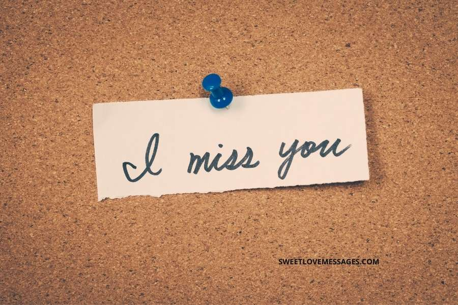 I Miss You My Brother Messages