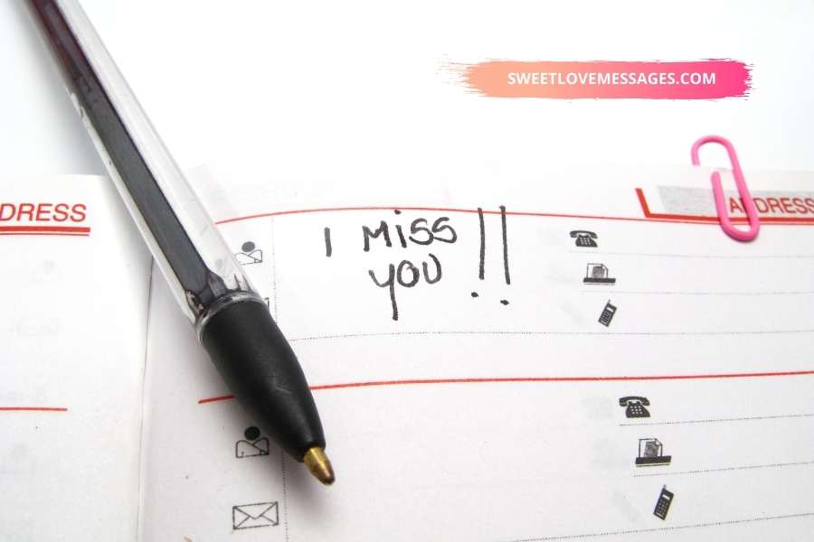 I Miss You My Son Messages